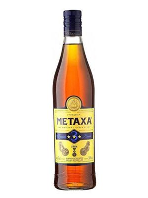 Metaxa 3 1 literfles!
